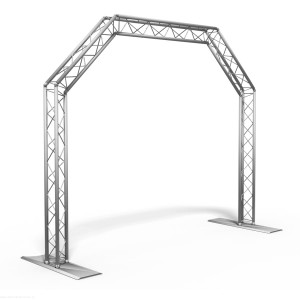 Athletic Light Gate - konstrukcja aluminiowa