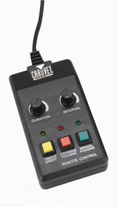 Chauvet FC-T - sterownik/timer do serii Hurricane
