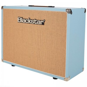 BLACKSTAR HTV-212 2X12 BLUE LIMITED EDITION - kolumna gitarowa