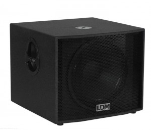 LDM GSB-1218XPRO/8 - subwoofer pasywny