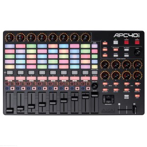 AKAI APC 40 II – Kontroler do Ableton Live