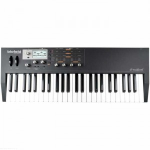 Waldorf Blofeld Keyboard Black – Syntezator