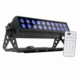 American DJ UV LED BAR20 IR - belka UV