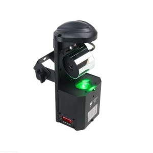 American DJ Inno Pocket ROLL - skaner led