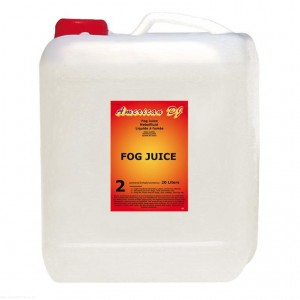 American DJ Fog Juice 2 Medium 20l - płyn do dymu