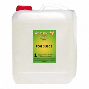 American DJ Fog Juice 1 Light 20l - płyn do dymu