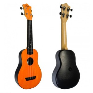 Flight TUS35OR Orange – ukulele sopranowe