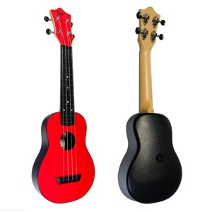 Flight TUS35RD Red – ukulele sopranowe