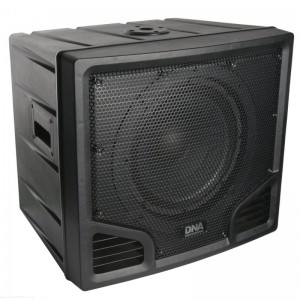DNA BLS-15 - subwoofer aktywny 500W RMS