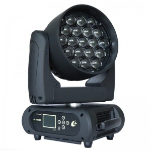 EVOLIGHTS iQ 1915Z - głowa ruchoma WASH OSRAM LED