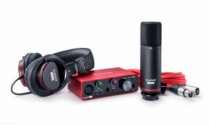 Focusrite Scarlett Solo Studio 3GEN interfejs audio USB/zestaw