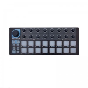 Arturia BeatStep Black Edition - kontroler DJ  / Studio