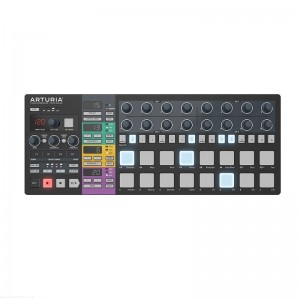 Arturia BeatStep Pro Black Edition - kontroler  / sekwencer / DJ  / Studio