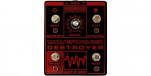 Death by Audio Waveformer Destroyer - efekt gitarowy