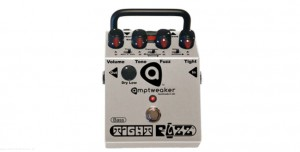 Amptweaker Bass TightFuzz - Silicon / Germanium Bass Fuzz - efekt basowy