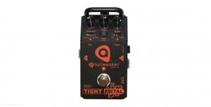 Amptweaker Bass TightMetal JR - Mini Bass Metal Distortion  - efekt basowy