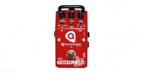 Amptweaker Bass TightRock JR - Mini Bass Rock Distortion - efekt basowy
