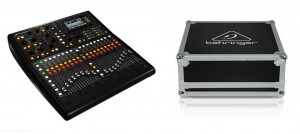 Behringer X32 PRODUCER + Flight CASE - konsoleta cyfrowa + case