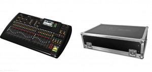 Behringer X32 + Flight Case - zestaw mikser + case
