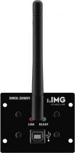 IMG STAGE LINE DMIX-20WIFI - moduł do miksera audio