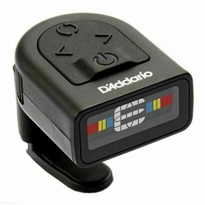 D'Addario Planet Waves PW-CT-12 - Micro Headstock Tuner