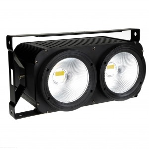 COLORSTAGE BLINDER LED 2x100W COLD/WARM WHITE 2in1