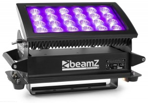 BeamZ Star-Color 240 - Oświetlacz WASH 24x 10W RGBA IP66