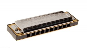Hohner ALABAMA BLUES - harmonijka ustna