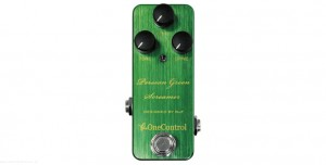 One Control Persian Green Screamer - Overdrive