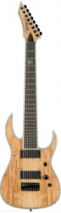 B.C. Rich Shredzilla Extreme Exotic with Hipshot Bridge - Flamed Maple Top, Trans Black