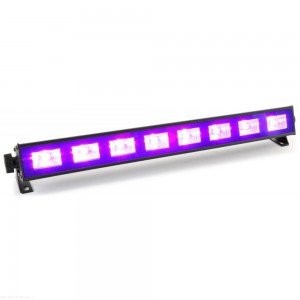 BeamZ BUV93 - belka LED UV